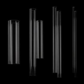 标准透明石英管